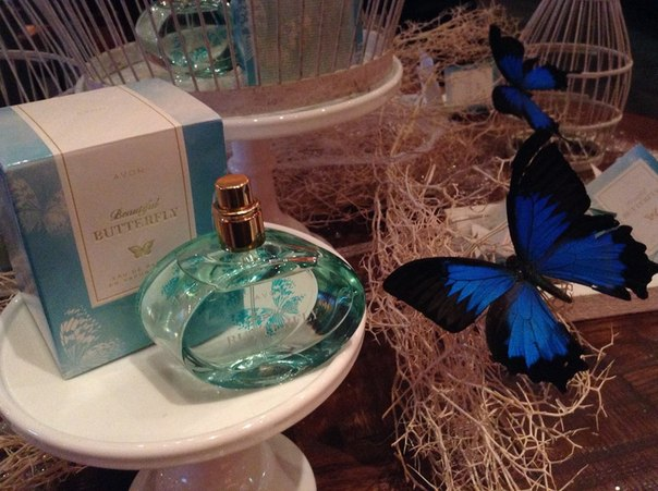 Beautiful Butterfly avon